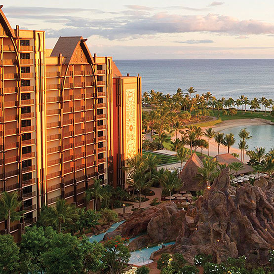 Disney Aulani Spa