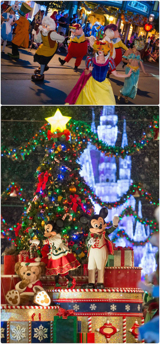 mickeys not so scary halloween and mickeys very merry christmas party dates announced - Mickeys Very Merry Christmas
